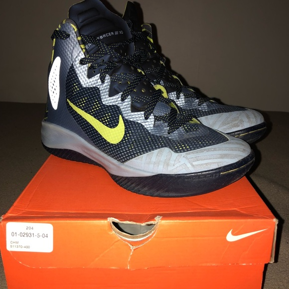 f39ebc50f652 Nike Zoom Hyperenforcer XD. M 5b67a00c81bbc8f5b812fef0